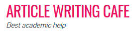 Articlewritingcafe